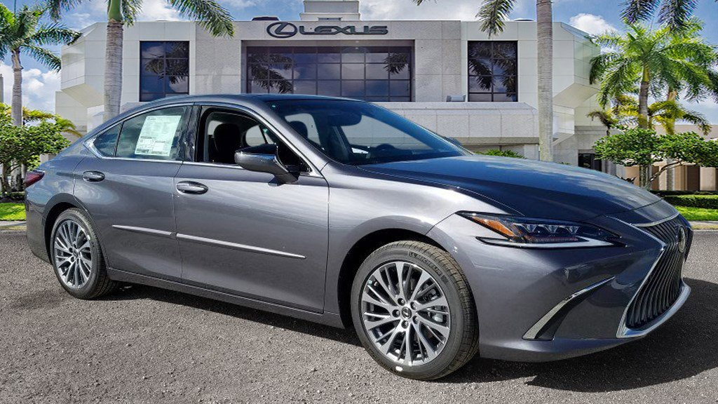 New 2019 Lexus ES ES 350 Luxury