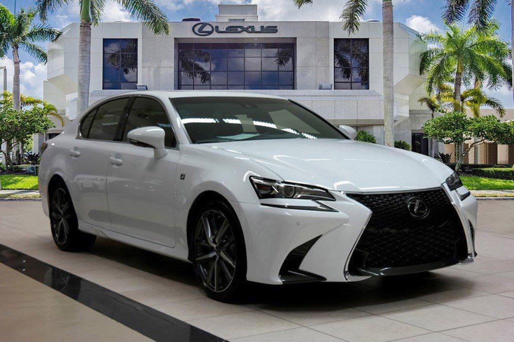 New 2020 Lexus GS GS 350 F SPORT