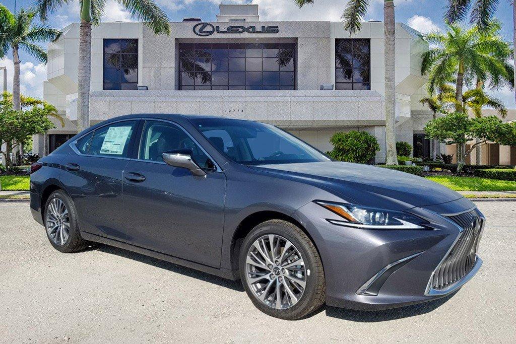New 2019 Lexus ES ES 350