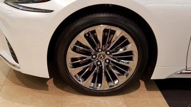 New 2019 Lexus LS LS 500