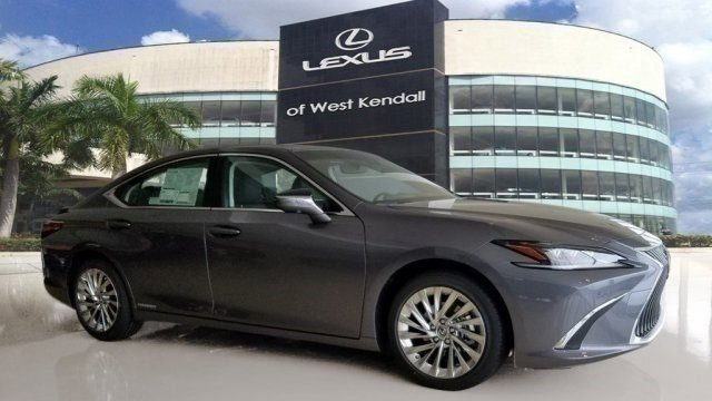 2019 Lexus ES 300h ES 300h Luxury