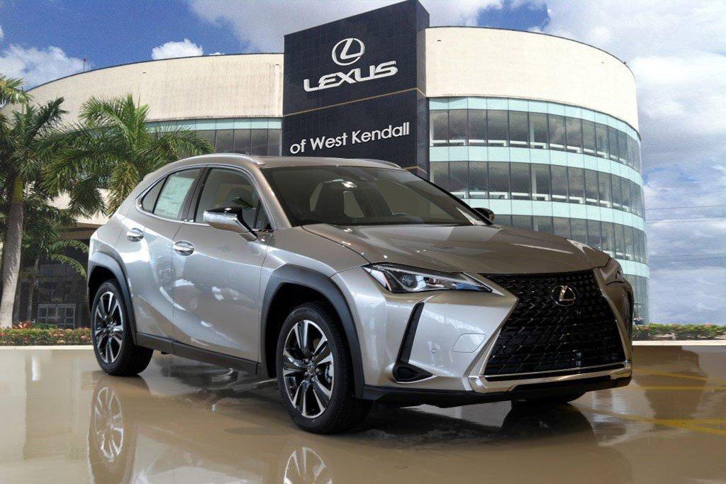 2020 Lexus UX 200