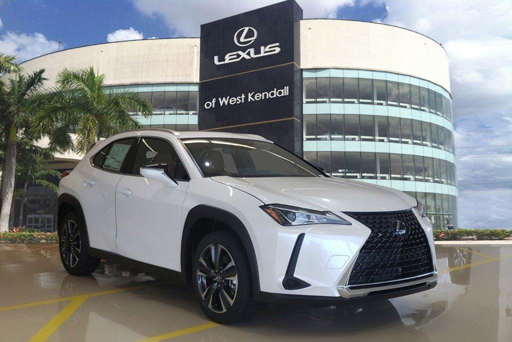 2020 Lexus UX UX 200