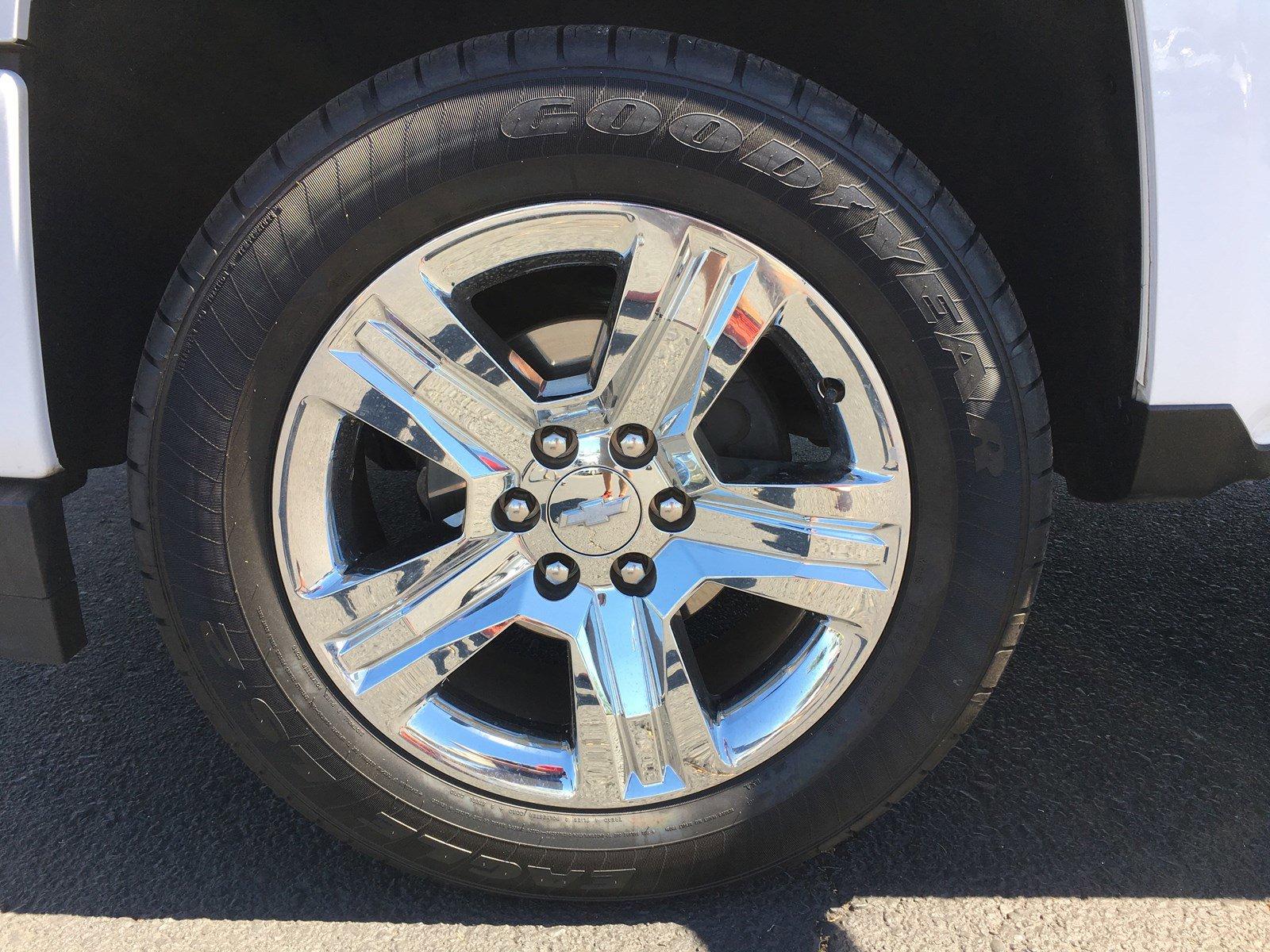 Pre-Owned 2018 Chevrolet Silverado 1500 Custom