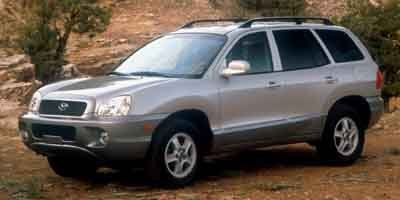 Pre-Owned 2003 Hyundai Santa Fe GLS