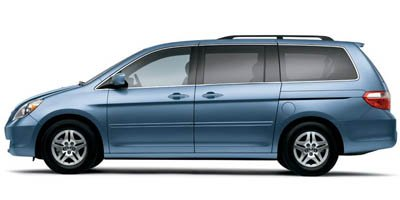 Pre-Owned 2006 Honda Odyssey EX
