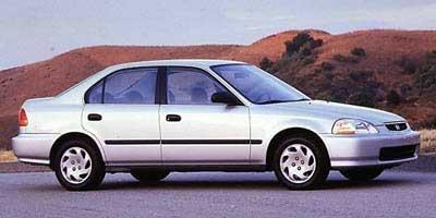Pre-Owned 1997 Honda Civic LX