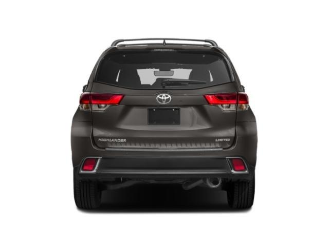 New 2019 Toyota Highlander Limited