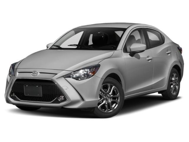 New 2019 Toyota Yaris Sedan L