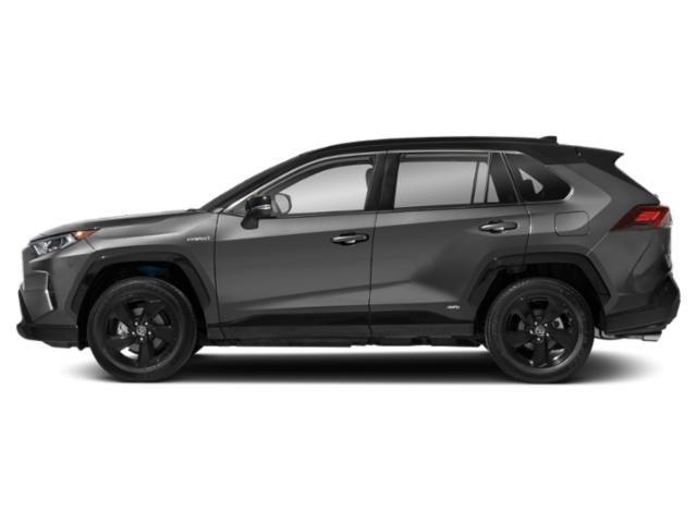 New 2020 Toyota RAV4 Hybrid XSE