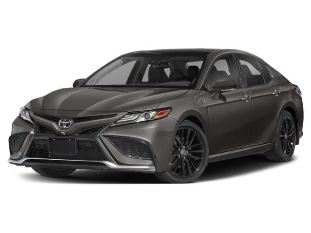 New 2021 Toyota Camry XSE