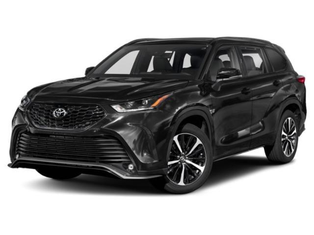 New 2021 Toyota Highlander XSE