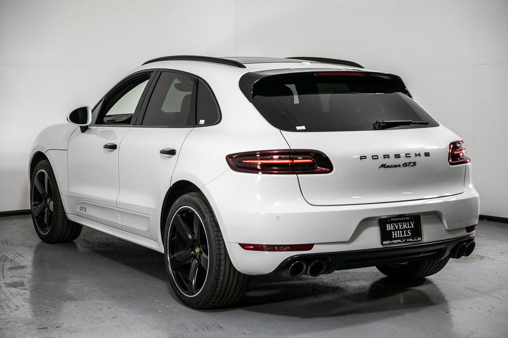 Pre-Owned 2017 Porsche Macan GTS