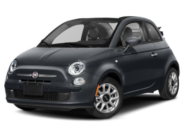 New 2018 FIAT 500c Pop