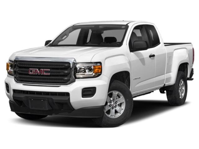 New 2019 GMC Canyon 4WD SLE