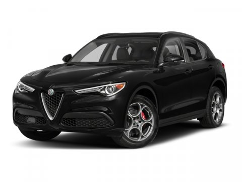 New 2018 Alfa Romeo Stelvio Ti Sport