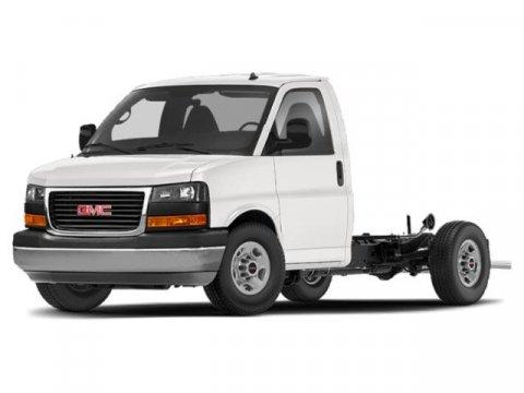 New 2019 GMC Savana Commercial Cutaway Work Van