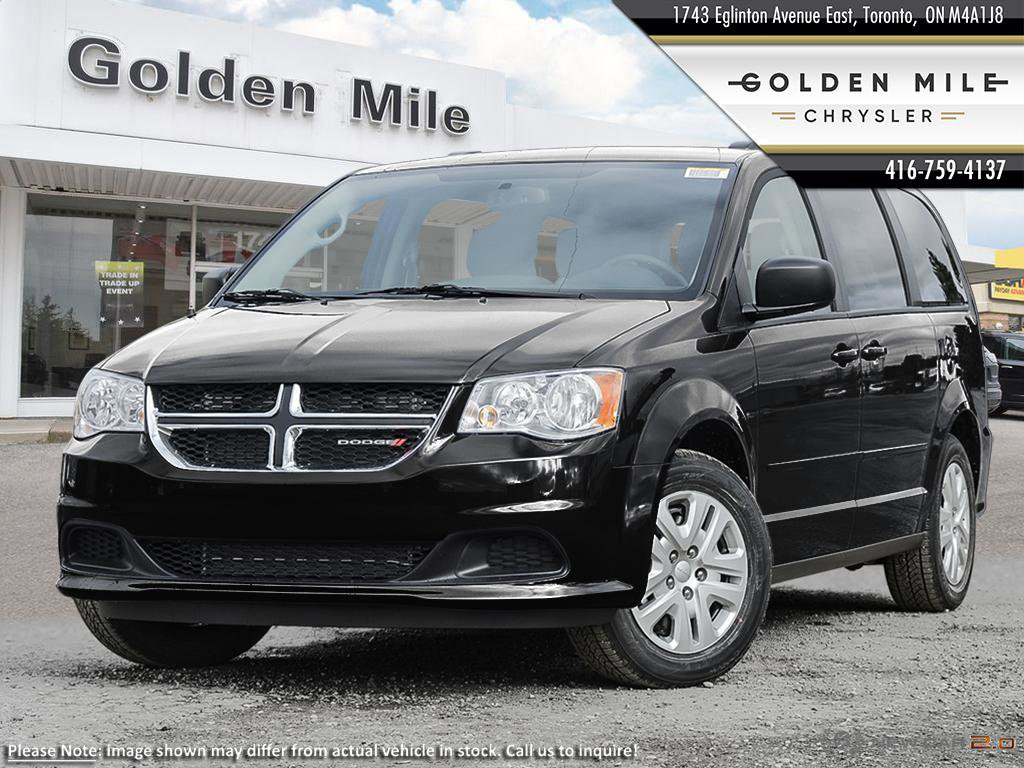 Pre-Owned 2018 Dodge Grand Caravan CONTACTLESS DELIVERY SXT: DVD System, Stow N Go, 3-Zone Climate Control