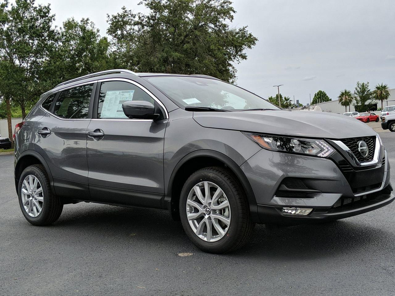 New 2020 Nissan Rogue Sport SV