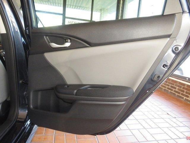 New 2020 Honda Civic LX