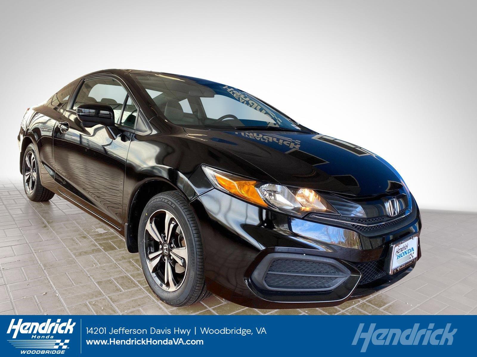 Pre-Owned 2014 Honda Civic EX