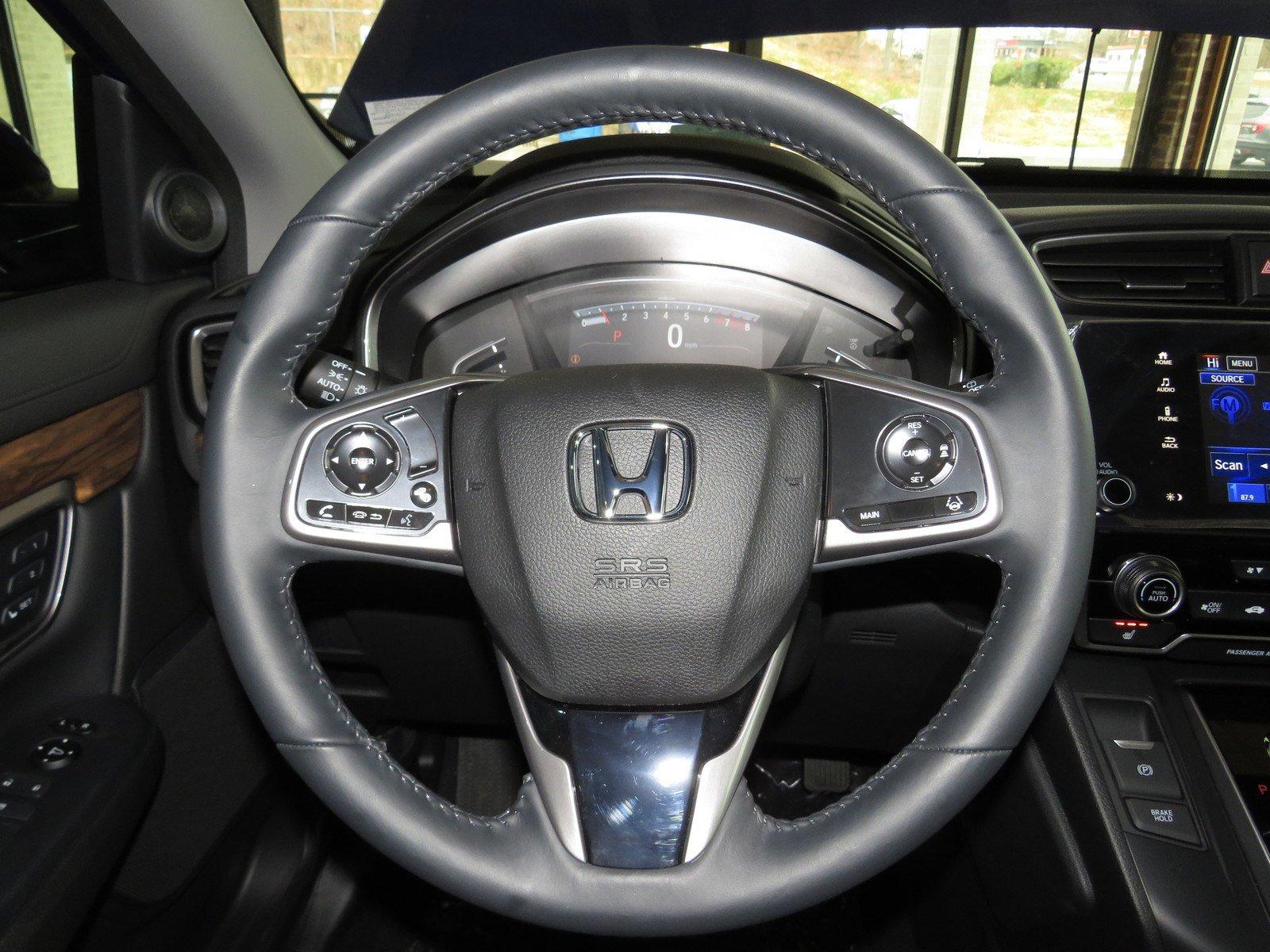 New 2020 Honda CR-V EX-L