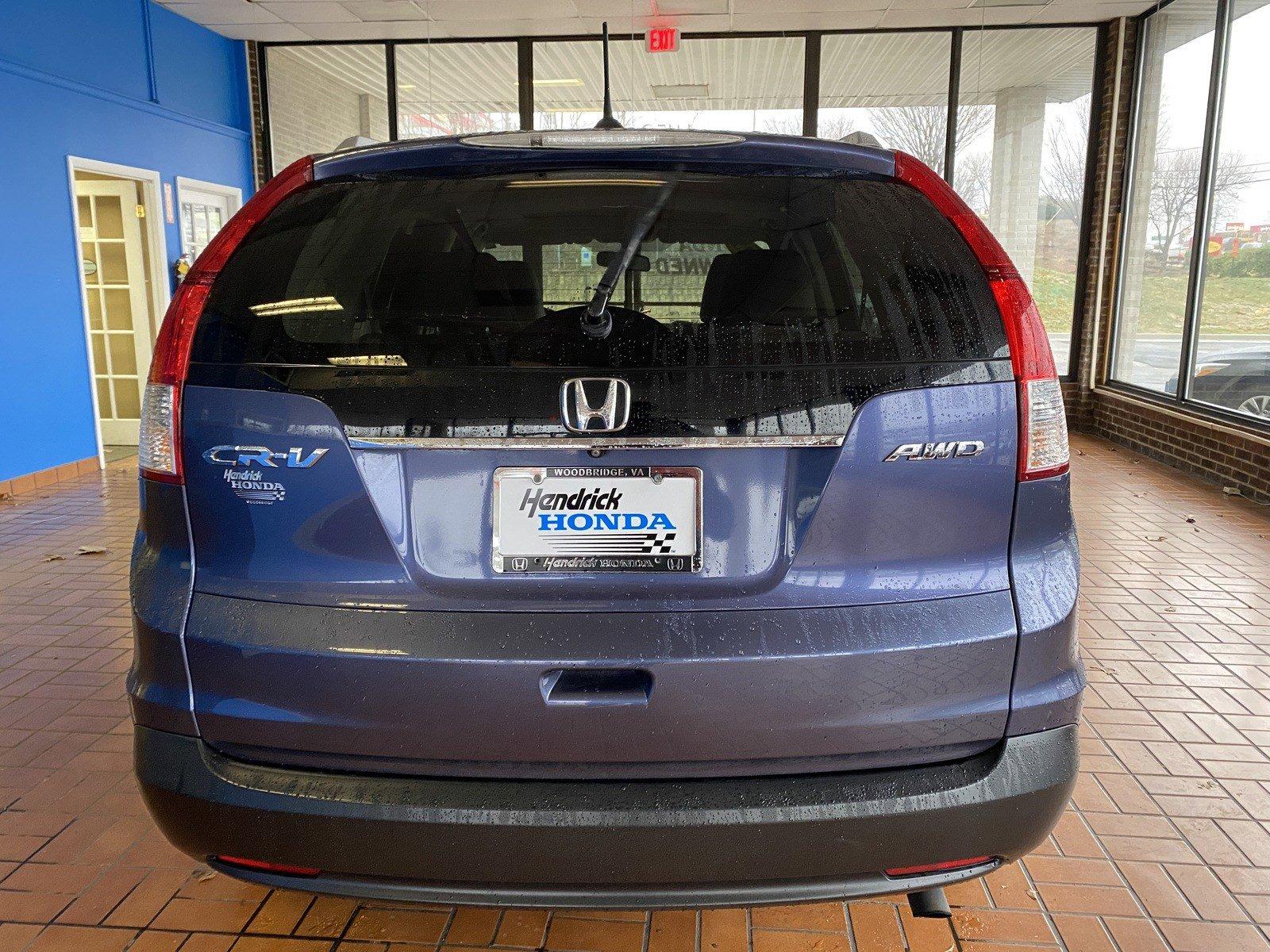 Certified Pre-Owned 2013 Honda CR-V EX-L