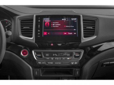New 2019 Honda Ridgeline Black Edition