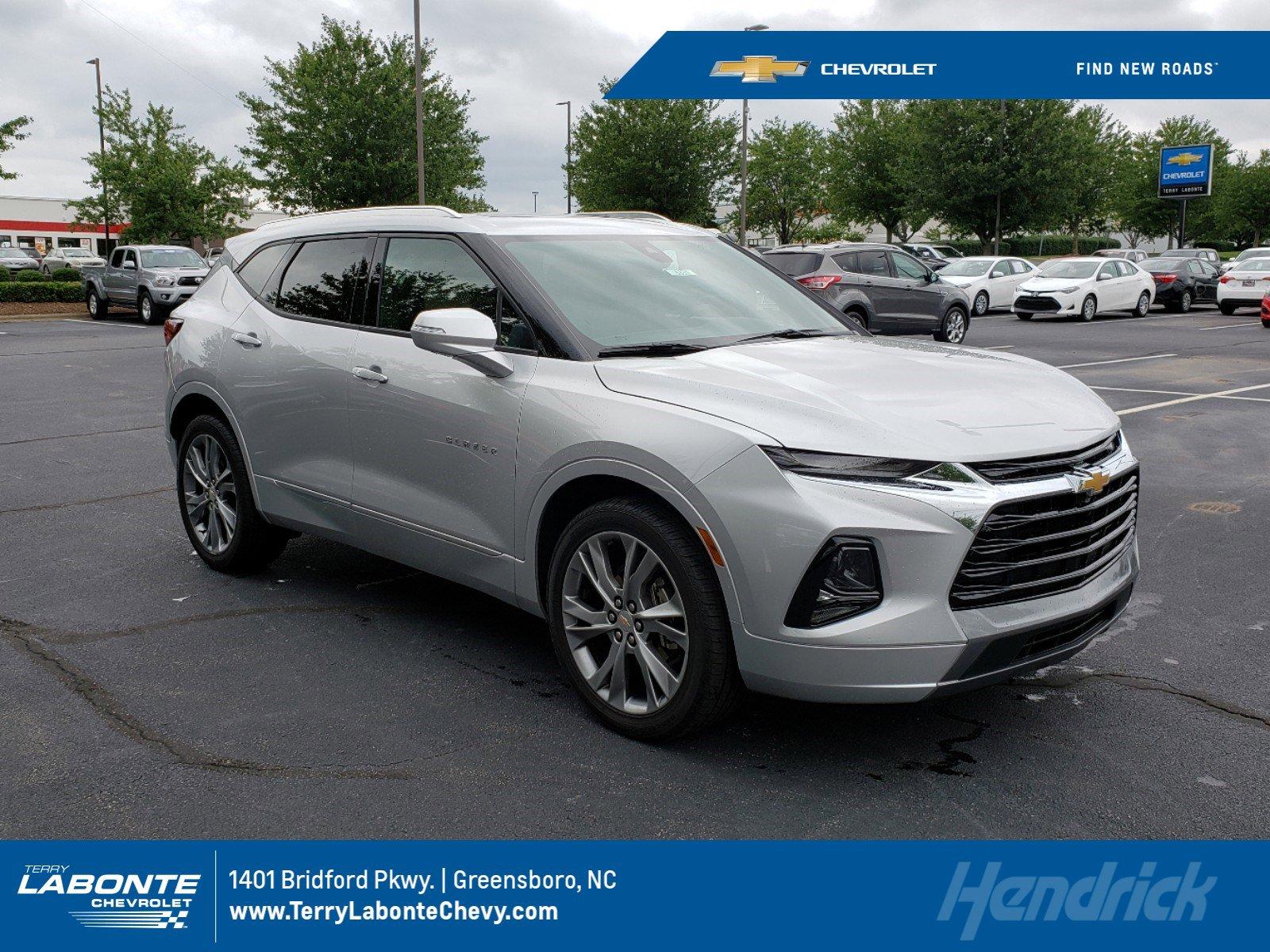 New 2019 Chevrolet Blazer Premier