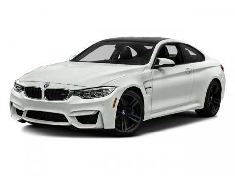 Certified Pre-Owned 2016 BMW M4 Base