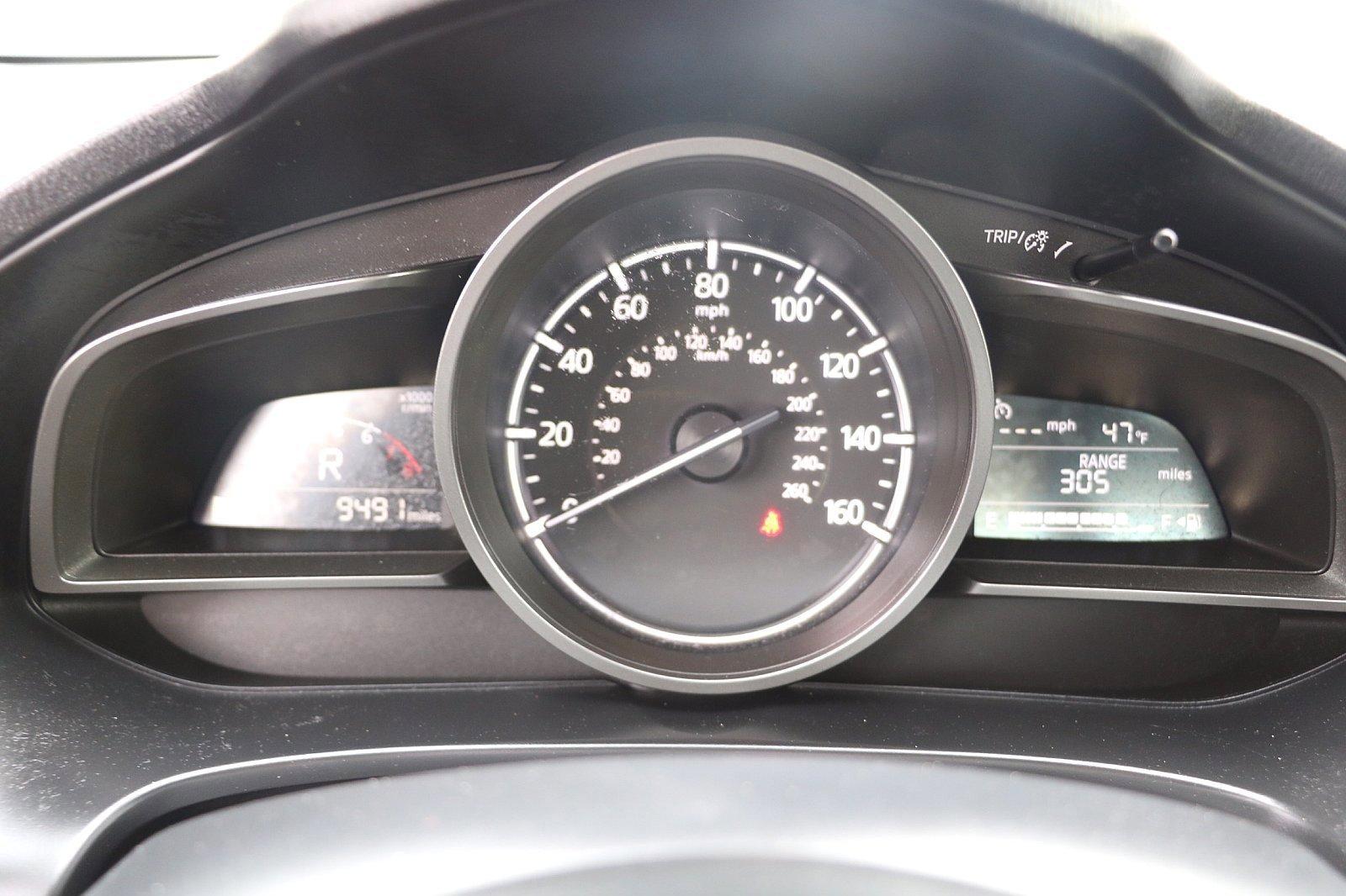 Pre-Owned 2018 Mazda3 4-Door Sport