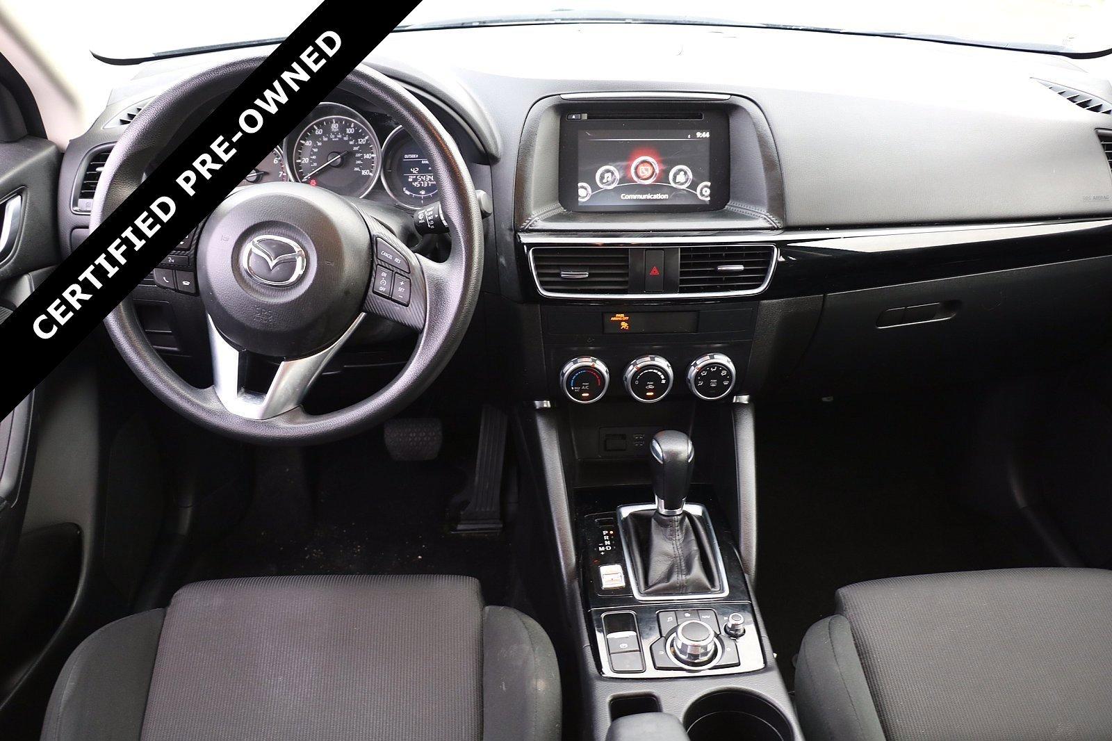 Pre-Owned 2016 Mazda CX-5 Sport