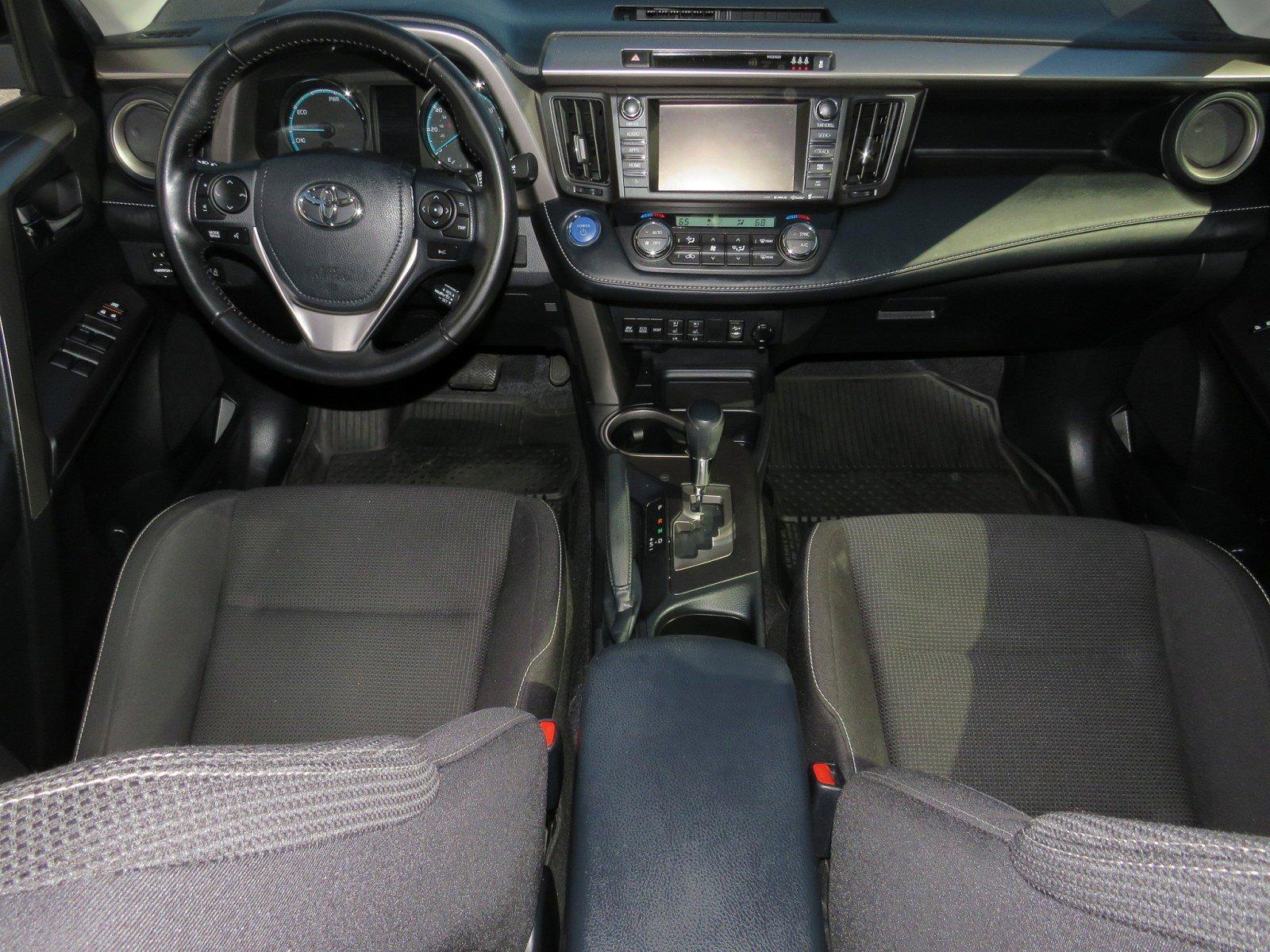 Certified Pre-Owned 2018 Toyota RAV4 Hybrid XLE
