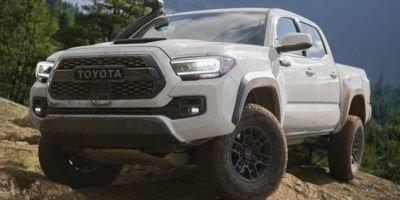 New 2020 Toyota Tacoma 4WD SR5