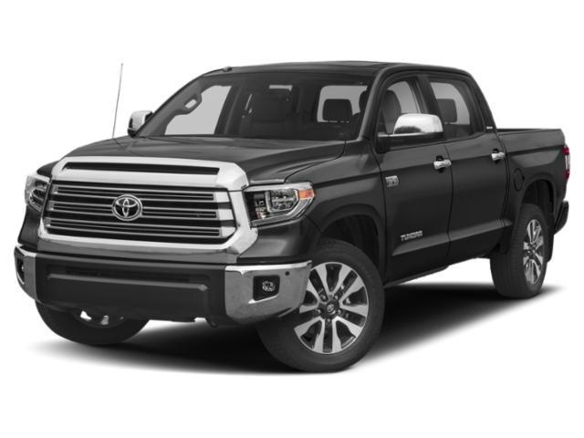 New 2020 Toyota Tundra 4WD Limited