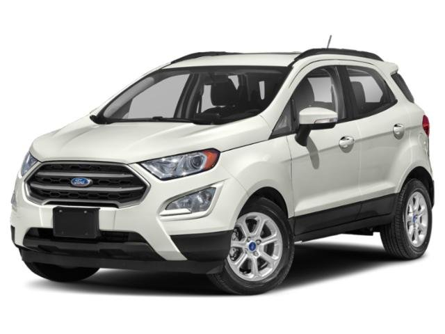 Certified Pre-Owned 2019 Ford EcoSport SE