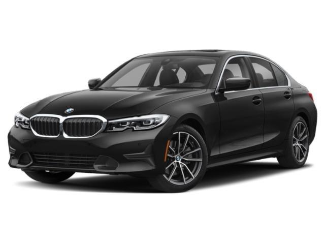 2020 BMW 330i xDRIVE -- SERVICE LOANER
