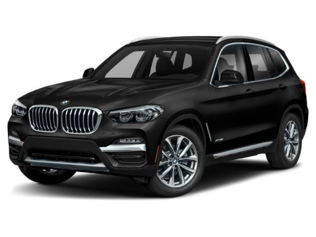 2020 BMW X3 xDRIVE30i -- SERVICE LOANER