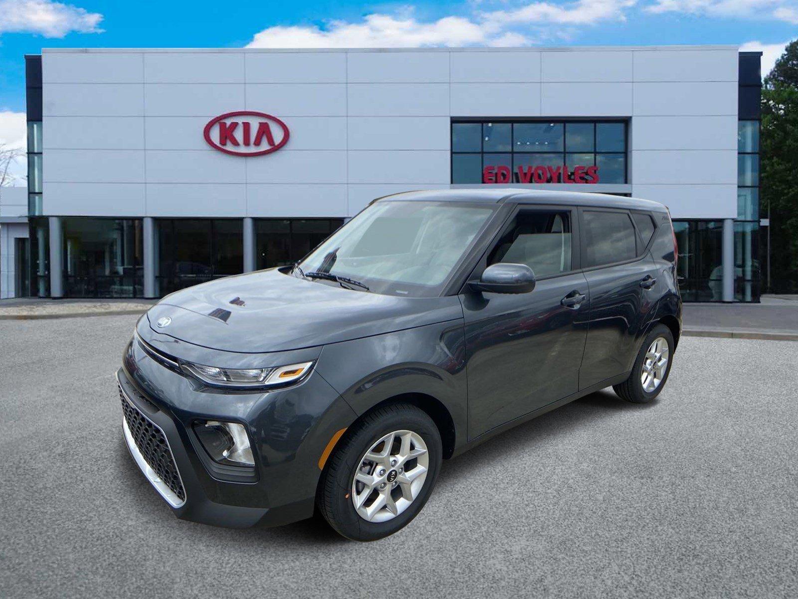 New 2020 Kia Soul S