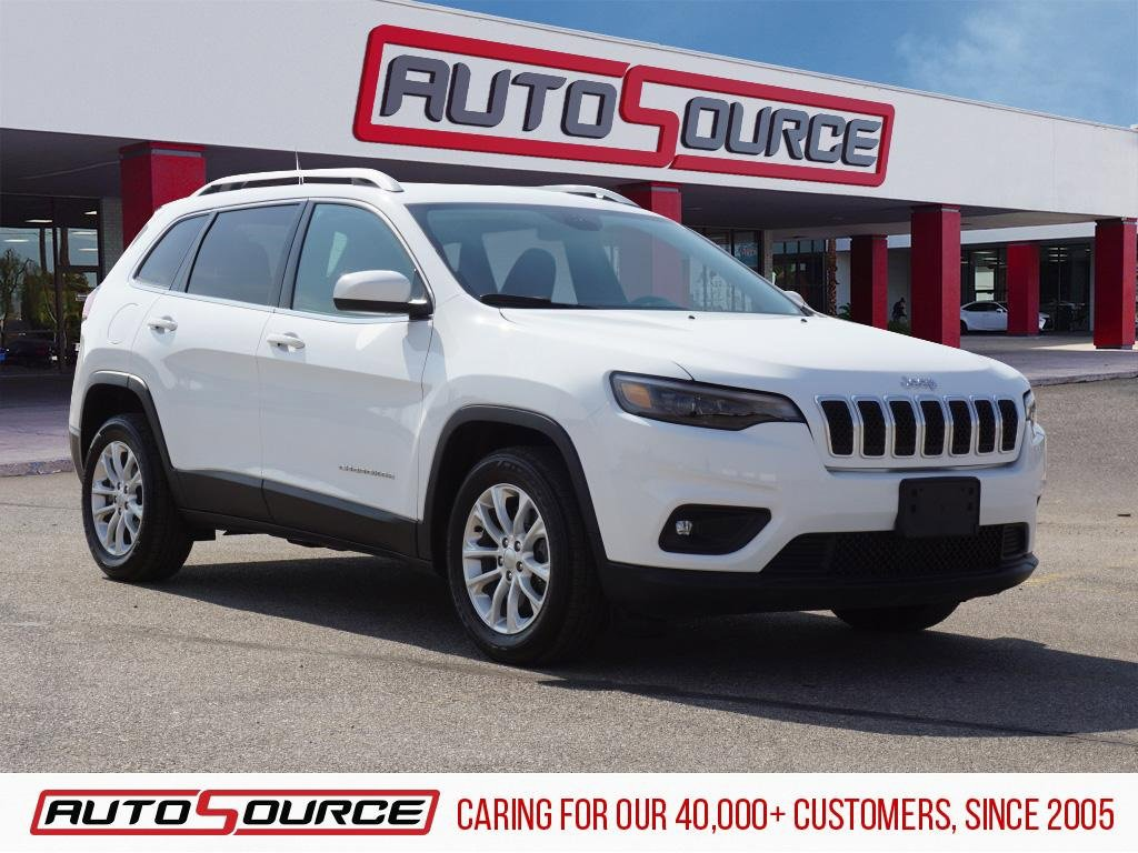 pre owned 2019 jeep cherokee latitude 4d sport utility in las vegas nv 31987 autosource autosource