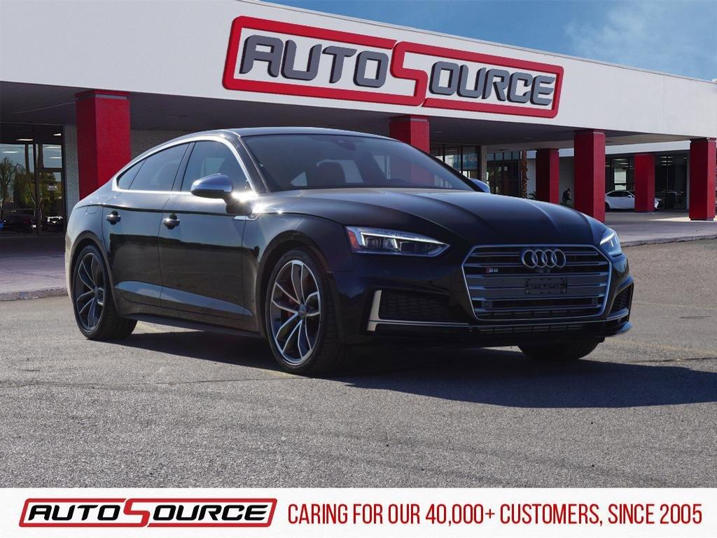 Pre-Owned 2018 Audi S5 3.0T Premium Plus