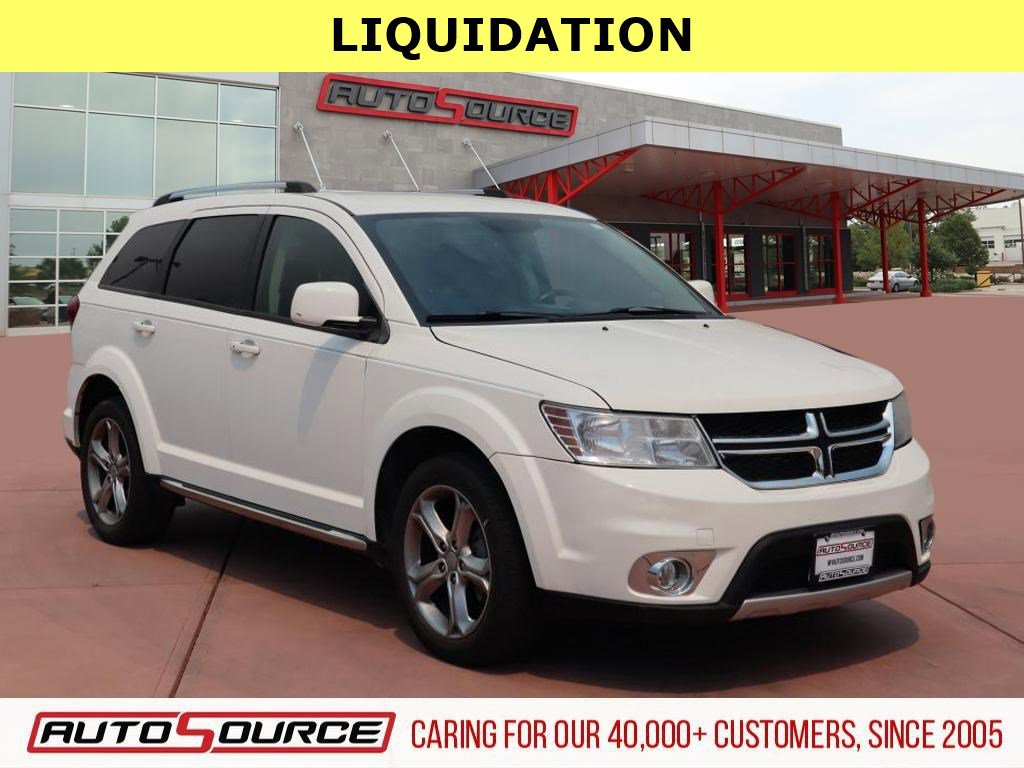Pre Owned 2017 Dodge Journey Crossroad 4d Sport Utility In Windsor Co 29364 Autosource
