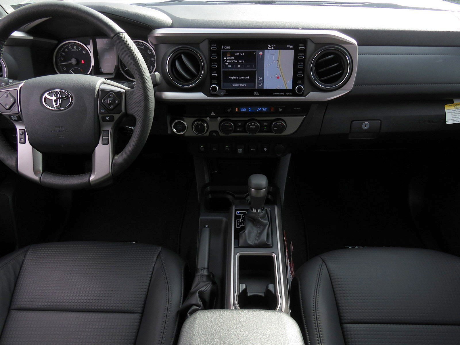 New 2020 Toyota Tacoma Limited