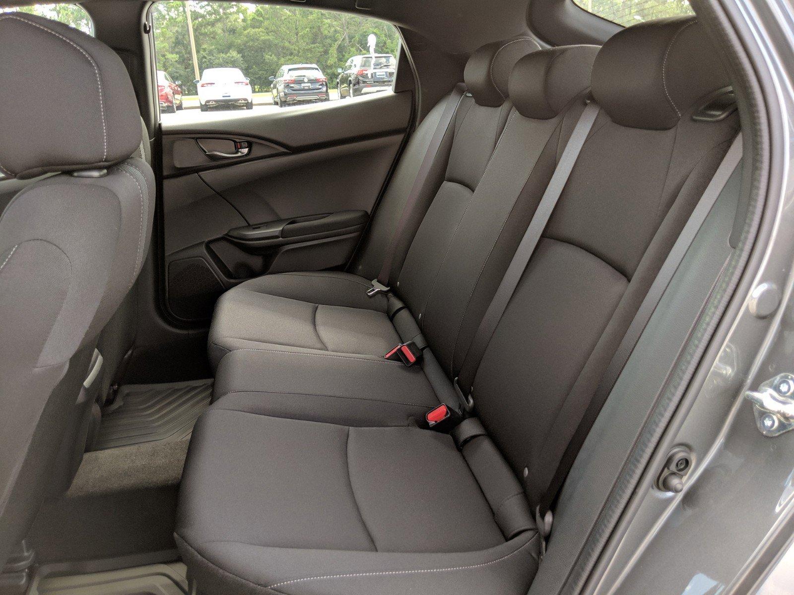 New 2019 Honda Civic Hatchback Sport
