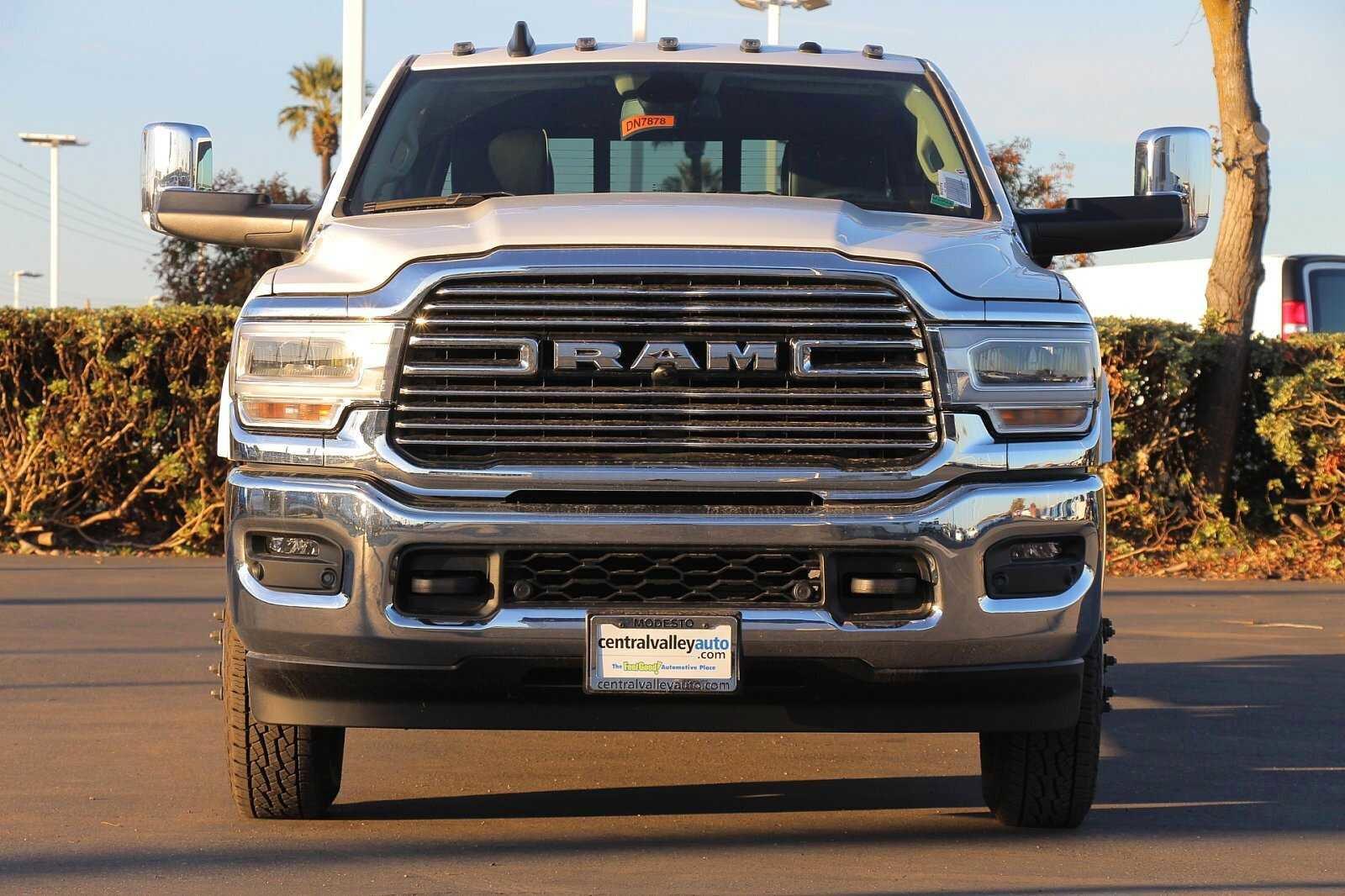 New 2020 RAM 3500 Laramie