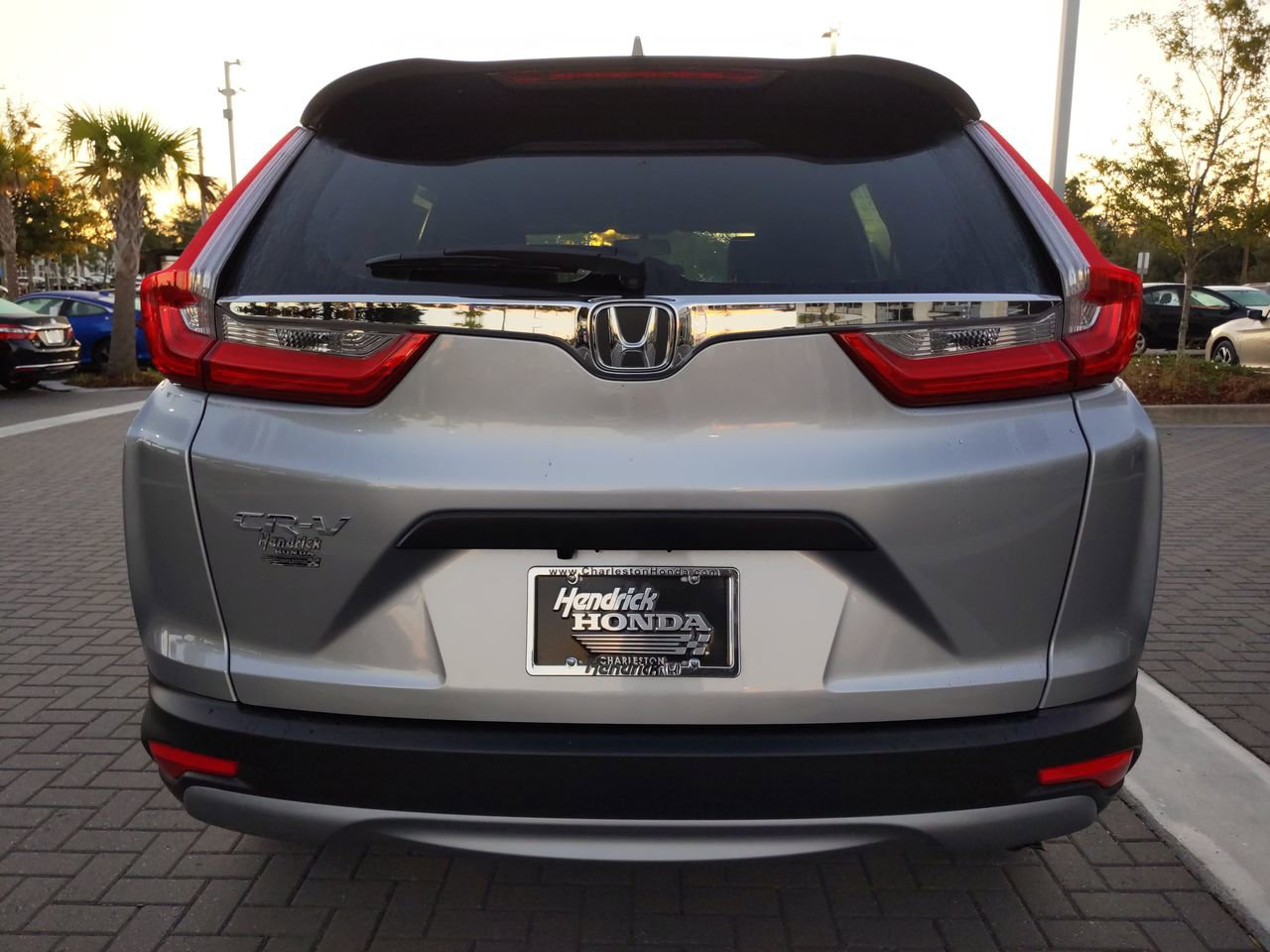 New 2019 Honda CR-V LX