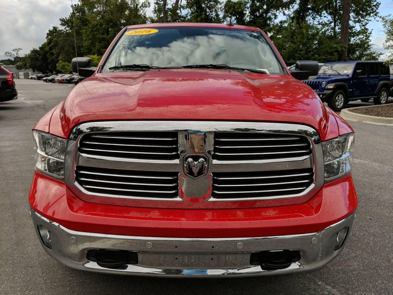 Pre-Owned 2016 Ram 1500 Big Horn