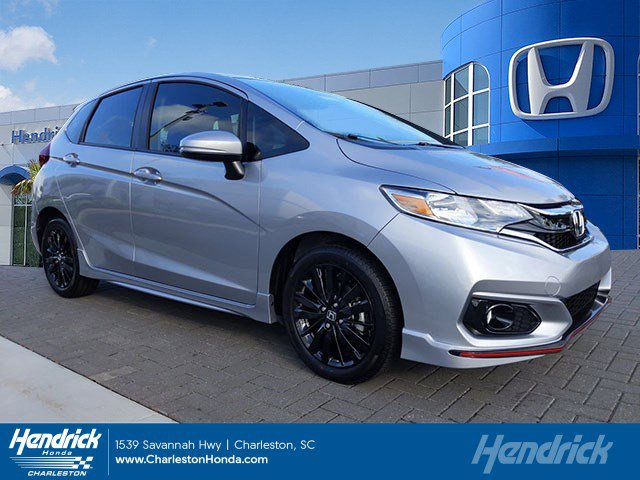 New 2019 Honda Fit Sport