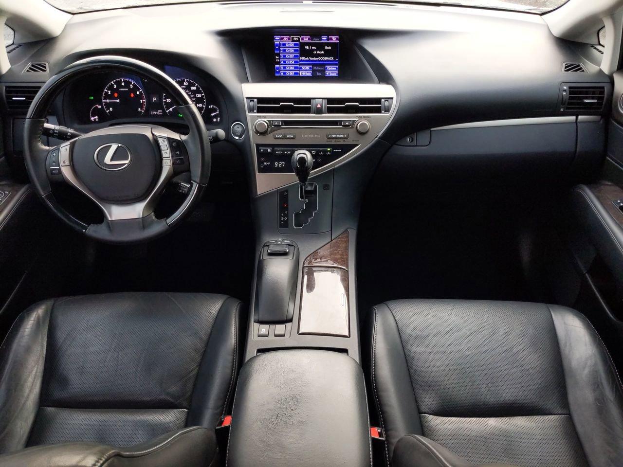 Pre-Owned 2015 Lexus RX 350 FWD 4dr