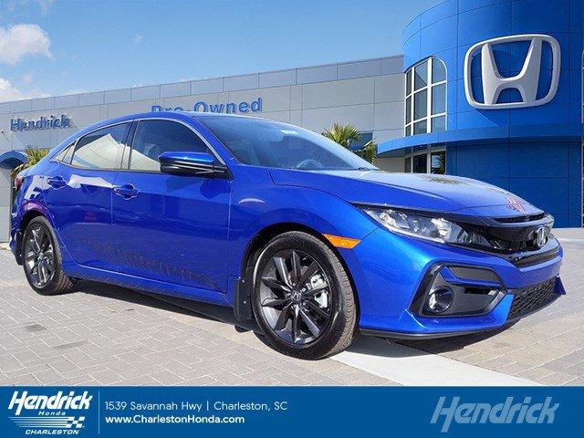New 2020 Honda Civic EX-L